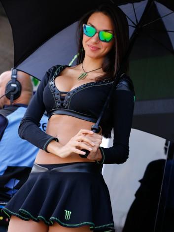 GRID GIRLS GP MOTORLAND 2014 16