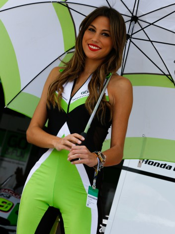 GRID GIRLS GP MOTORLAND 2014 4