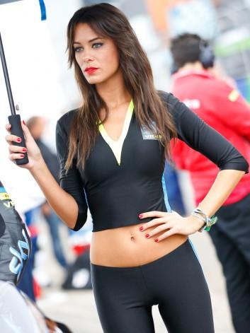 GRID GIRLS GP MOTORLAND 2014 7
