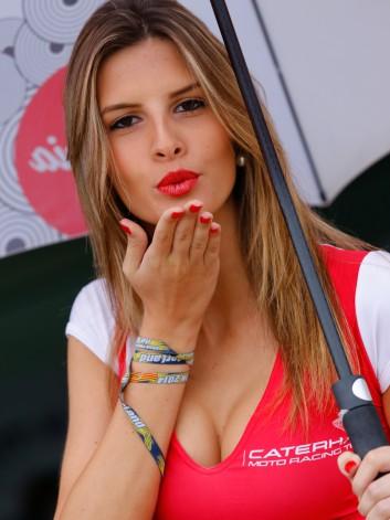 GRID GIRLS GP MOTORLAND 2014