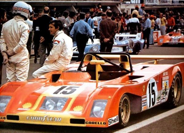 JACKY-ICKX-24-H-du-MANS-1973-avec-FERRARI