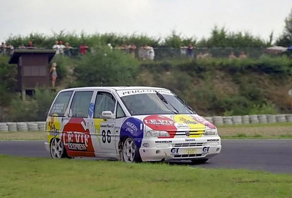 KRONOS-Eric-Bachelart-Peugeot-806-24-Heures-de-Spa-Francorchamps-1995-©-Manfred-GIET