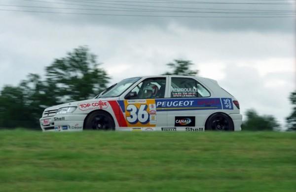KRONOS-Jean-François-HEMROULLE-Peugeot-306-Belgian-Procar-1994-©-Manfred-GIET.
