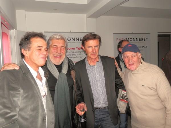 Soirée MONNERET - Monneret, Castaldi, Moineau, julienne
