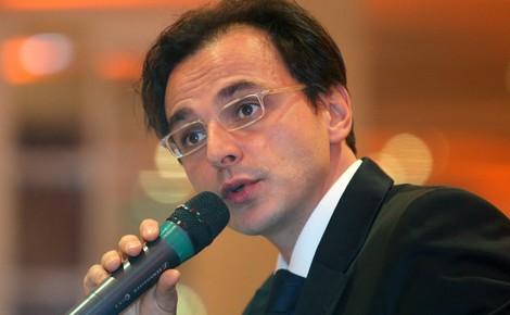 Nicolas Deschaux, le Président de la FFSA