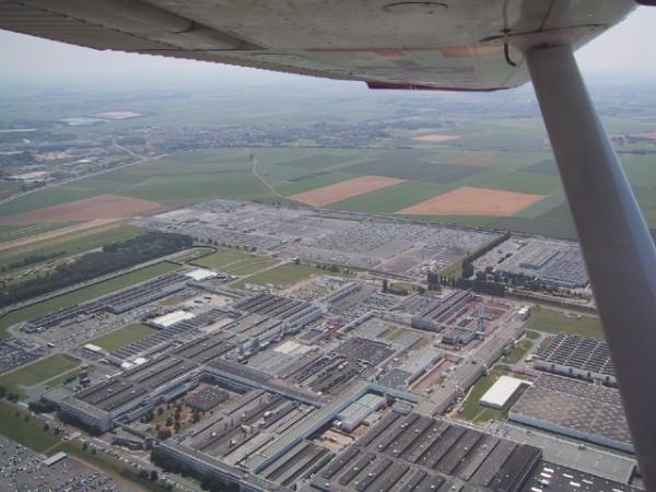RENAULT-Usine-de-DOUAI-vue-aerienne