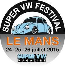 SUPER VW FESTIVAL 2015 AFFICHE