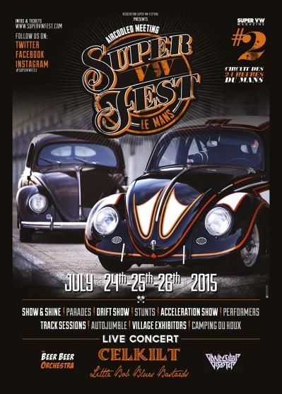SUPER VW FESTIVAL 2015