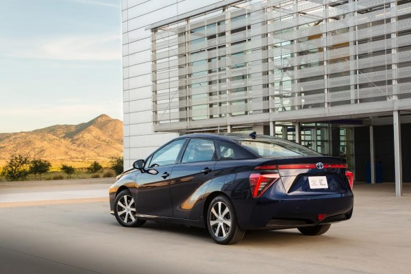 TOYOTA Fuel Cell B