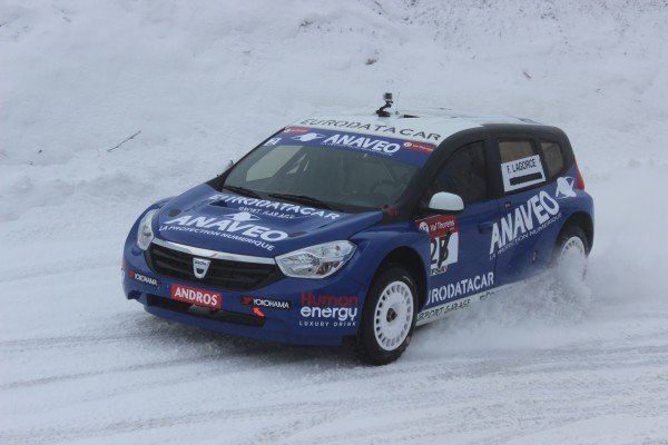 TROPHEE ANDROS 2014 - 2015 - VAL THORENS - DACIA LODGY.