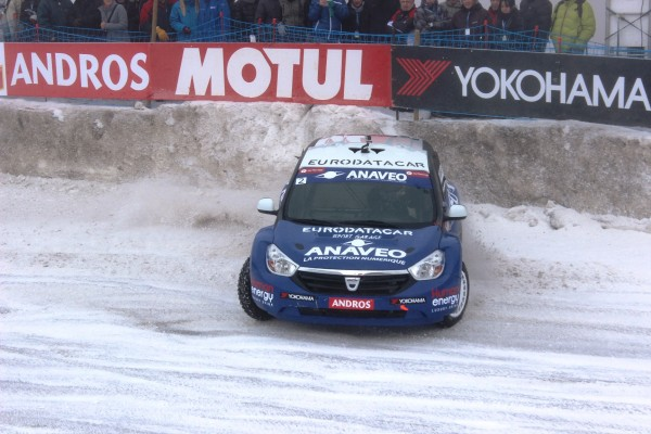 TROPHEE ANDROS 2014-2015 VAL THORENS- DACIA LODGY de Franck LAGORCE - Photo JEFF DUBY.