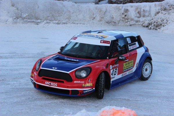 TROPHEE ANDROS 2014-2015 VAL THORENS- MINI COUNTRYMAN de Bertrand BALAS - Photo JEFF DUBY.