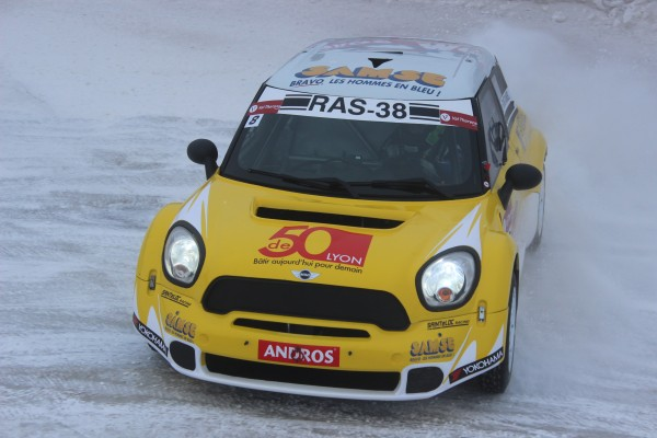 TROPHEE ANDROS 2014-2015 VAL THORENS- MINI Countryman de Gerard FONTANEL- Photo JEFF DUBY