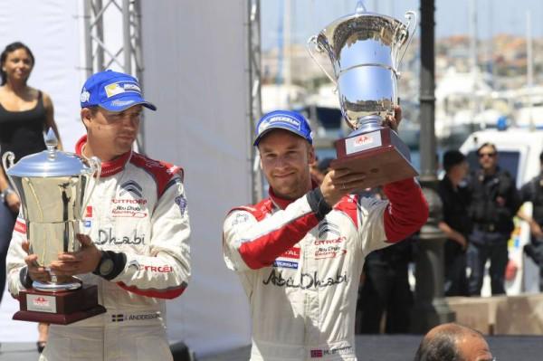 WRC-2014-SARDAIGNE-MADS-OSTBERG-second.