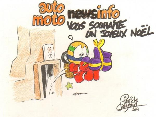 autonewsinfo  joyeux noel 2014