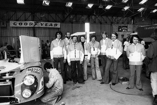 24-HEURES-DU-MANS-1974-Les-pilotes-MATRA-Photo-ACO.