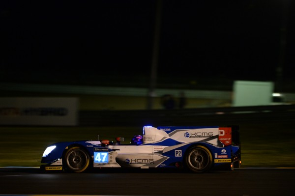 24 HEURES DU MANS 2014 - ORECA TEAM KCMG - Photo Antoine CAMBLOR