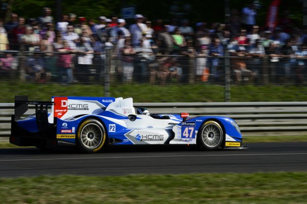 24 HEURES DU MANS 2014 -ORECA Team KCMG - Photo Max MALKA.