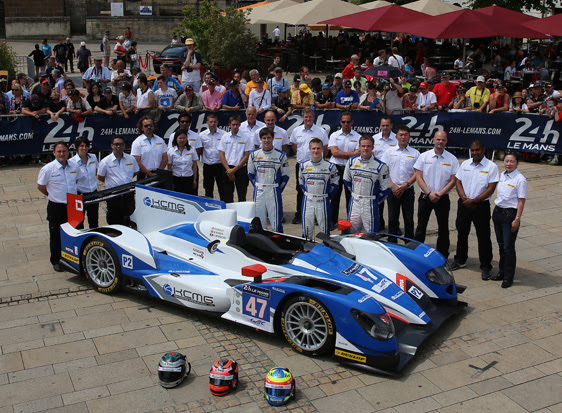 24-HEURES-DU-MANS-2014-la-KCMG- Photo Thierry COULIBALY