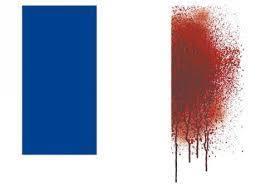 CHARLIE-HEBDO-et-le-drapeau-Francais-ensanglanté