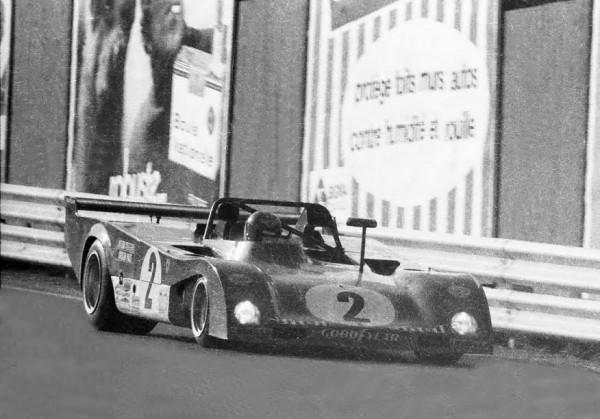 Carlos PACE-Ferrari 312 PB 1973-© Manfred GIET