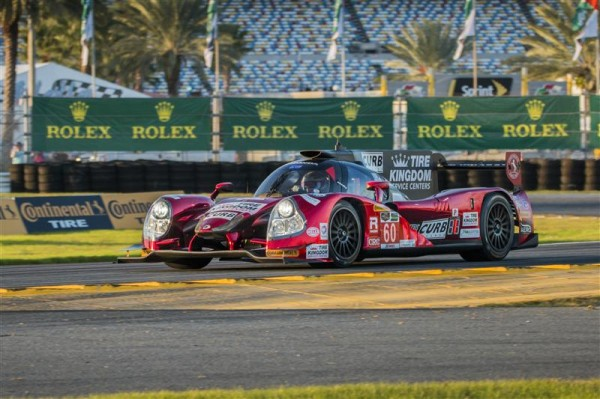 DAYTONA 2015 LIGIER TEAM SHANK en pole