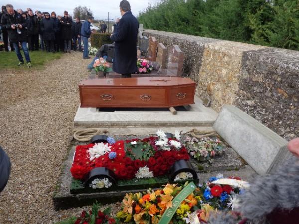 Derniers adieux à Jean Pierre BELTOISE