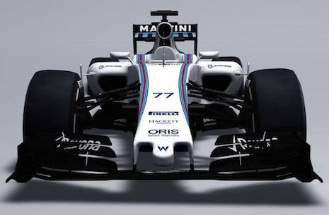 F1 2015 -Le TEAM WILLIAMS DEVOILE SA MONOPLACE de la saison 2015 B