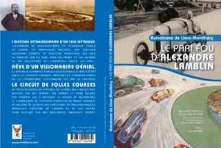 LIVRE CIRCUIT MONTLHERY de Alexandre LAMBLIN