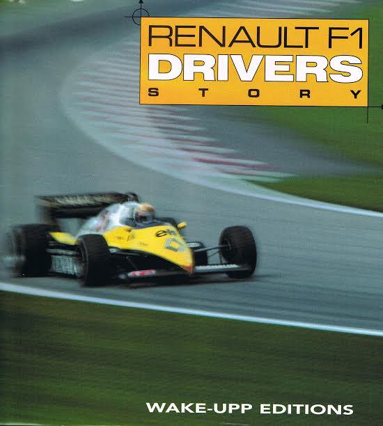 LIVRE RENAULTV F1 DRIVERS