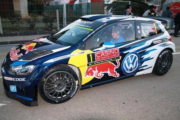 MONTE-CARLO-2015-La-VW-POLO-WRC-de-Seb-OGIER-en-parcours-de-liaison-