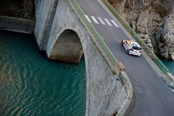 MONTE CARLO 2015-VW POLO WRC de LATVALA