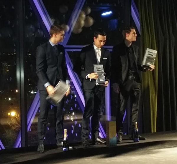 PORSCHE-CARRERA-CUP-2014-Trophee-des-jeunes-talents-Remise-des-Prix-13-janvier-2015-au-Bemuda-Onion