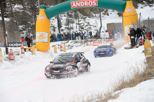 TROPHEE ANDROS ISOLA 2000 PANIS Gagne la seconde course