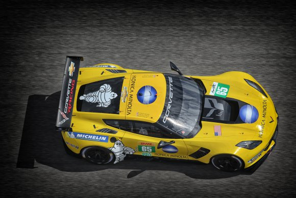 WEC 2014 AUSTIN - TAYLOR Ricky -TAYLOR Jordan - MILNER Tommy - CHEVROLET Corvette C7 R.