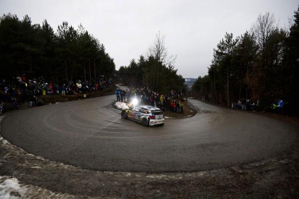 WRC 2015 MONTE CARLO VW POLO WRC LATVALA