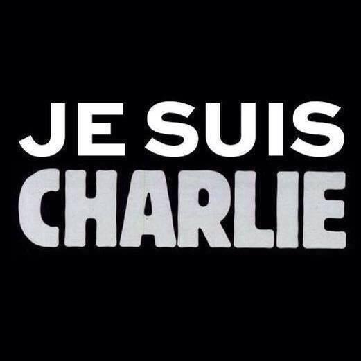 je suis moi aussi CHARLIE