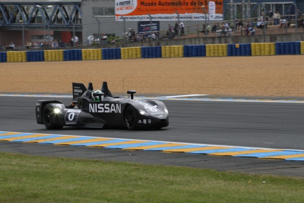 24 HEURES DU MANS 2012 La DELTAWING photo Thierry COULIBALY autonewsinfo