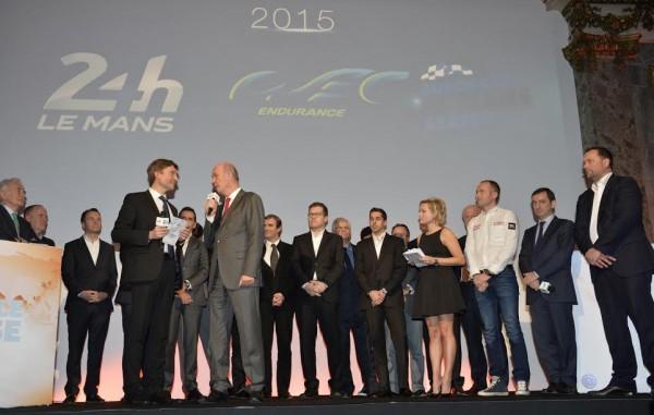 ACO-2015-Presentation-Presse-24-H-DU-MANS-ELMS-WEC-jeudi-5fevrier-Au-micro-le-Dr-ULLRICH-AUDI-Photo-Max-MALKA.