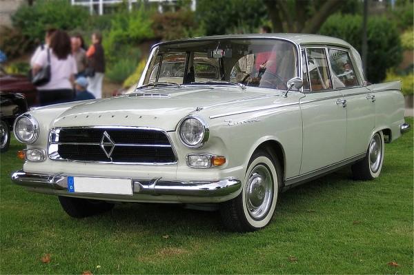 BORGWARD-P100-de-1959