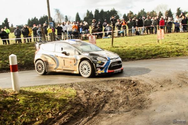 COTE FLEURIE 2015 - FORD FIESTA WRC - ERIC BRUNSON - DAVID HEULIN