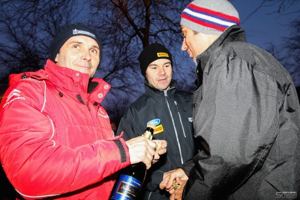 COTE FLEURIE 2015 - FORD FIESTA WRC - ERIC BRUNSON - DAVID HEULIN.