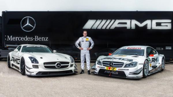 DTM 2015 - MAXIMILIAN GOTZ rejoint le Team MERCEDES avec ART GP