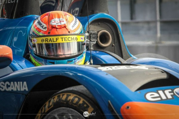 ELMS-2014-Nelson-PANCIATICI- Pilote des montres RALPH TECH