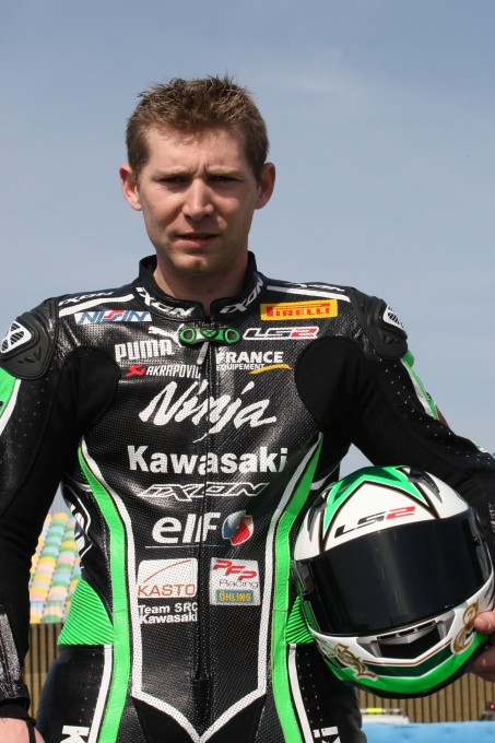 ENDURANCE 2015 Team KAWASAKI -Gregory LEBLANC