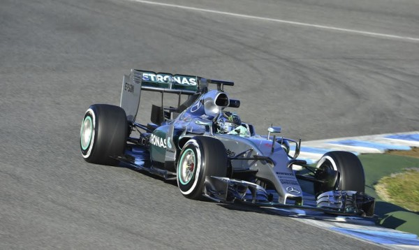 F1-2015-JEREZ-Dimanche-1er-fevrier-Nico-ROSBERG-MERCEDES-W06-Photo-Max-MALKA