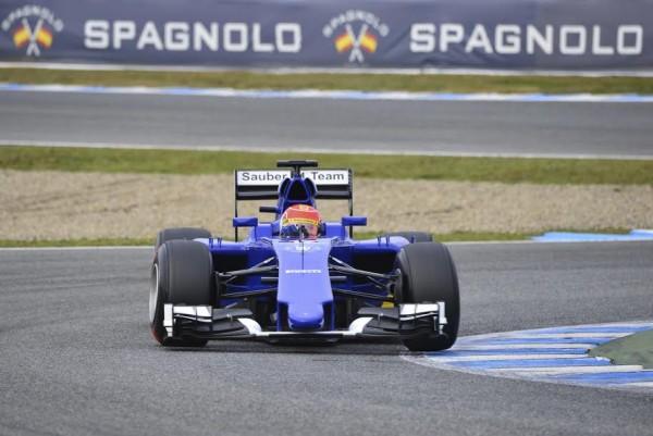 F1-2015-JEREZ-Mardi-2-Fevrier-FELIPE-NASR-SAUBER-FERRARI-Photo-Max-MALKA