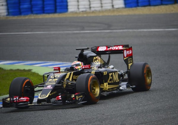 F1-2015-JEREZ-Mardi-2-Fevrier-PASTOR-MALDONADO-LOTUS-MERCEDES-Photo-Max-MALKA