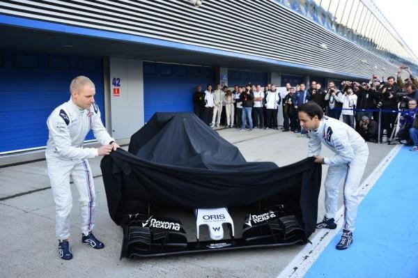 F1-2015-JEREZ-Presentation-Team-WILLIAMS-MERCEDES-Photo-Max-MALKA.