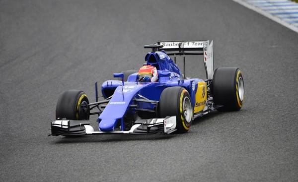 F1-2015-JEREZ-SAUBER-FERRARI-de-Felipe-NASR-Photo-Max-MALKA